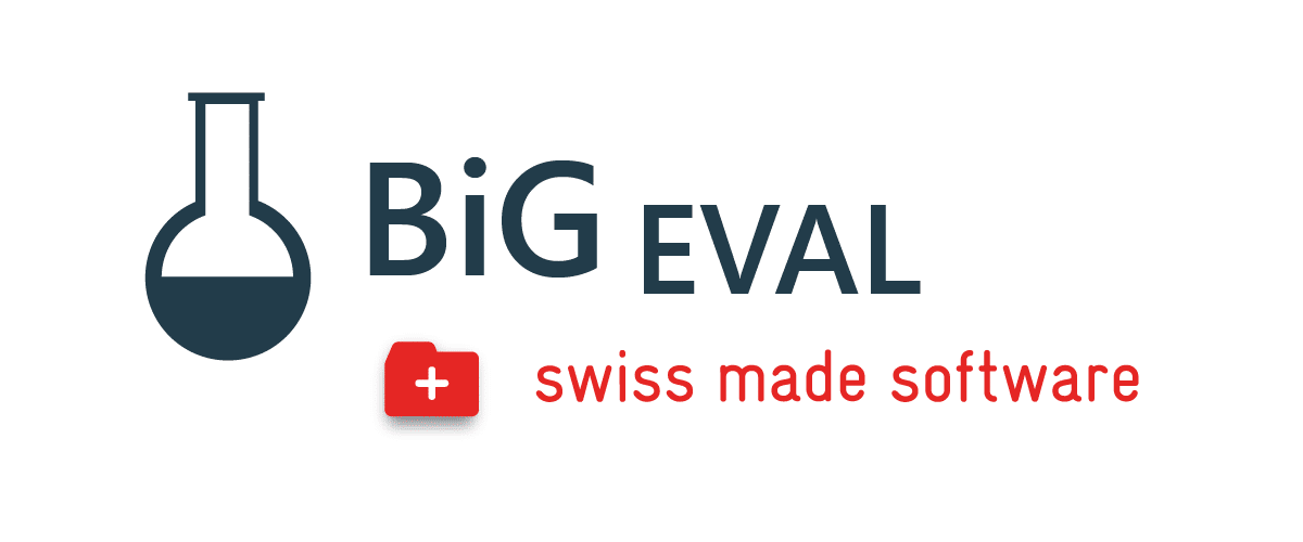BiG EVAL swiss made software