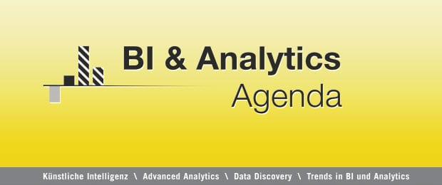 BiG EVAL an der BARC BI & Analytics Agenda 2018 - BiG EVAL