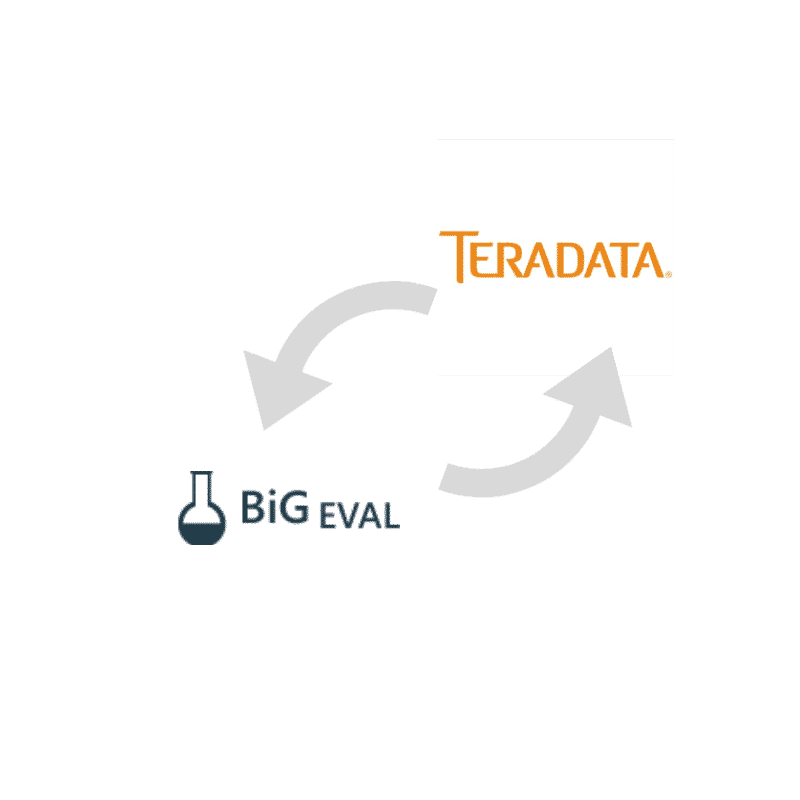 Teradata and BiG EVAL